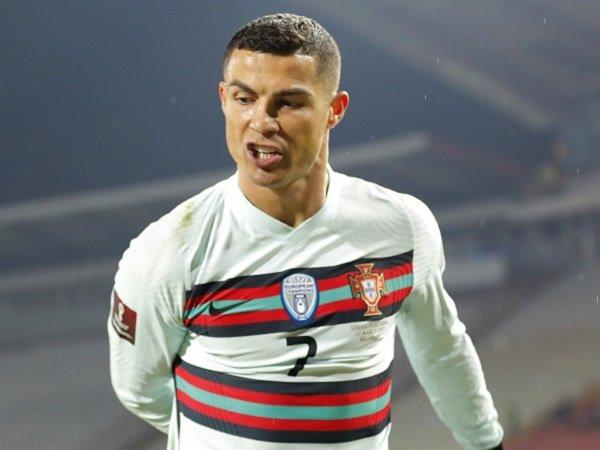 Gol Cristiano Ronaldo tidak disahkan karena ketiadaan VAR.