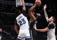 James Harden Cetak Triple-Double, Antarkan Nets Kalahkan Timberwolves
