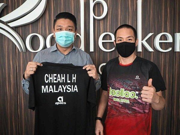 Liek Hou Tak Sabar Hadapi Rival Berat Indonesia di Dubai Para Badminton