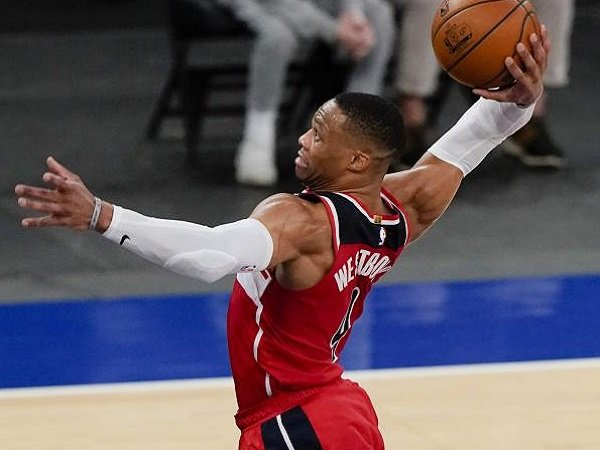 Point guard Washington Wizards, Russell Westbrook.