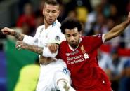 Salah Sudah Lupakan Masalah dengan Ramos di Final Liga Champions