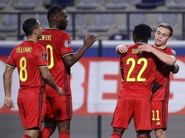 Belgia dan Belanda sama-sama berpesta gol atas Belarus dan Gibraltar.