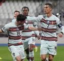 Cristiano Ronaldo Akhiri Dahaga, Portugal Tundukkan Luksemburg 3-1