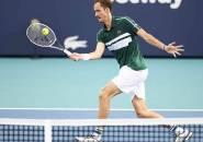 Daniil Medvedev Torehkan Pencapaian Terbaru Di Miami Open