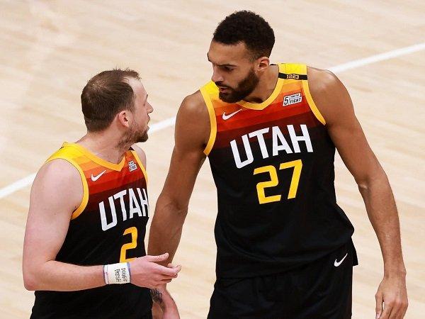 Rudy Gobert sebut mentalitas Utah Jazz sangatlah solid musim ini.