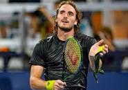 Stefanos Tsitsipas Hadang Hubart Hurkacz Di Perempatfinal Miami Open