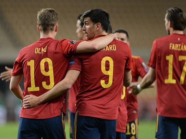 Spanyol mengalahkan Kosovo dengan skor 3-1 di kualifikasi Piala Dunia 2022.