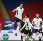 Gol Telat Harry Maguire Bantu Inggris Tundukkan Polandia