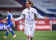 Gol Tunggal Antoine Griezmann Menangkan Prancis Atas Bosnia