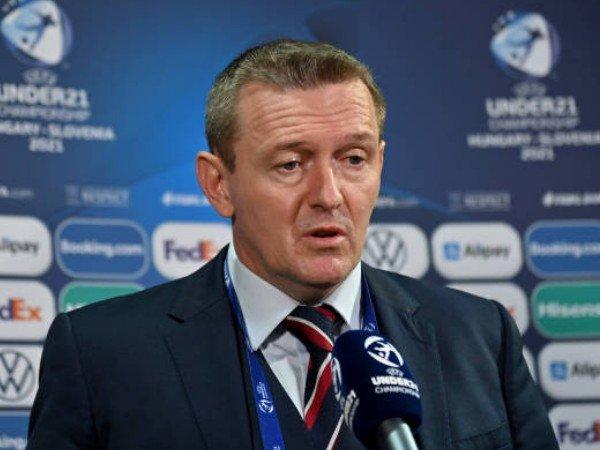 Aidy Boothroyd gagal membawa Inggris melangkah jauh di Piala Eropa U-21
