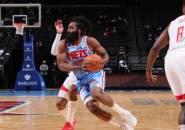 Nets Kalahkan Rockets, tapi Kehilangan James Harden