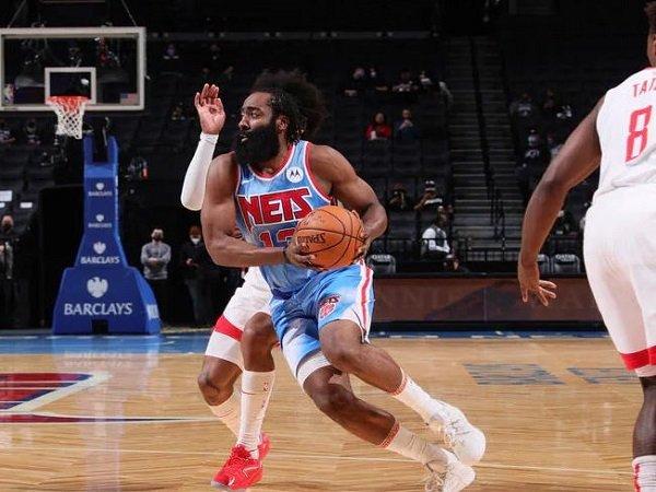 Bintang Brooklyn Nets, James Harden. (Images: Getty)