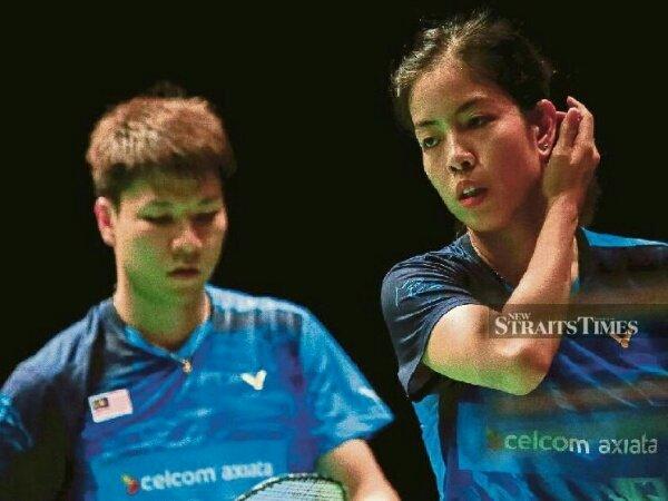 Soon Huat dan Shevon Belum Menyerah Kejar Tiket Olimpiade