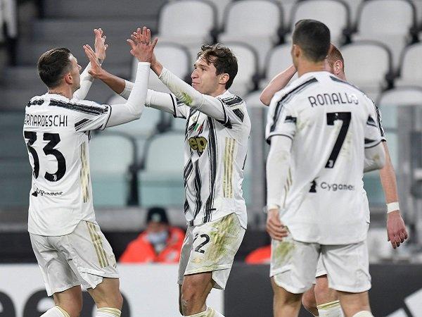 Federico Chiesa dan Federico Bernardeschi tetap masuk dalam skuat Juventus.
