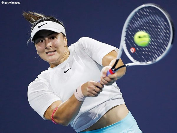 Bianca Andreescu melenggang ke final Miami Open 2021