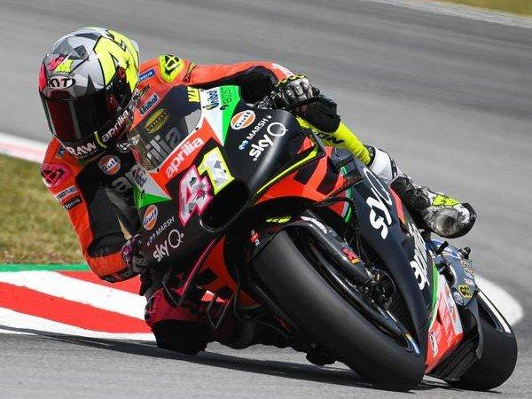 Aleix Espargaro, MotoGP Doha