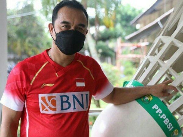 Tim Pelatih PBSI Diumumkan, Rionny Harap Kerjasama Solid