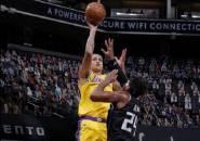 Kyle Kuzma Pimpin Lakers untuk Permalukan Kings