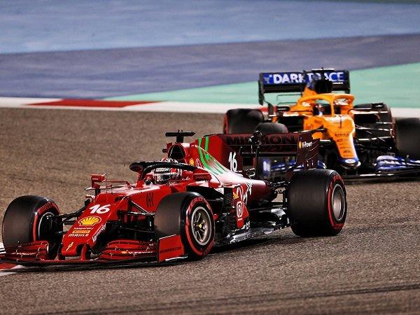 Ferrari, McLaren