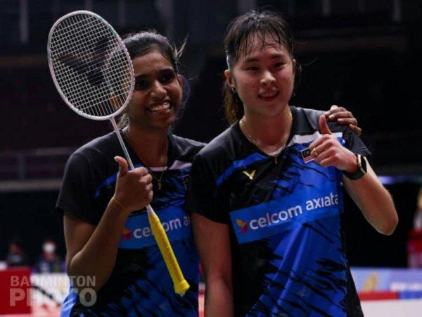Pearly dan Thinaah Tak Sabar Tampil di Kandang Sendiri Malaysia Open 2021