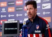 Jelang Duel, Simeone Minta Atletico Madrid Waspadai Kualitas Sevilla