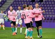 La Liga 2020/2021: Prediksi Line-up Barcelona vs Real Valladolid