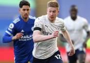 Man City Menang Atas Leicester, Kevin De Bruyne Puji Taktik Guardiola