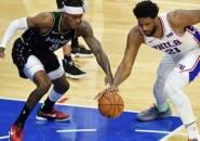 Philadelphia 76ers Gusur Nets dari Posisi Puncak Wilayah Timur
