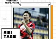 Riki Takei, Talenta Muda Menjanjikan Asia Asal Jepang