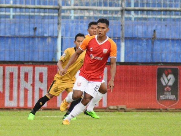 Gelandang Borneo FC, Hendro Siswanto