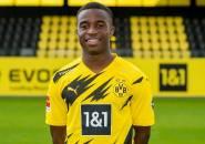 Cedera, Youssoufa Moukoko Absen Bela Borussia Dortmund di Sisa Musim Ini