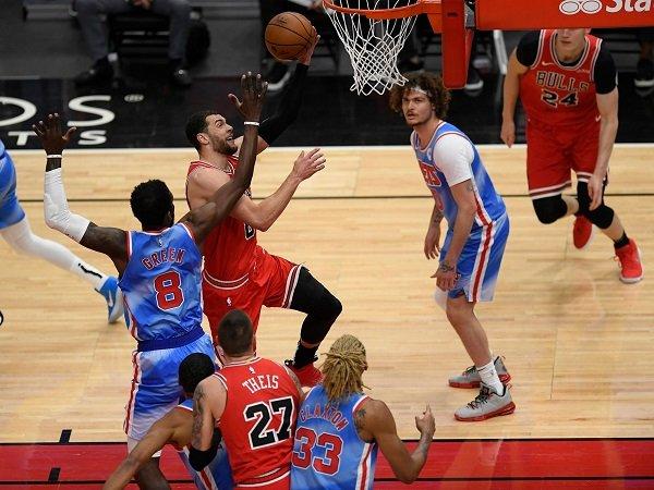 Brooklyn Nets telan kekalahan pahit dari Chicago Bulls.
