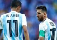 Di Maria Mengaku Senang jika Messi Bisa Gabung PSG