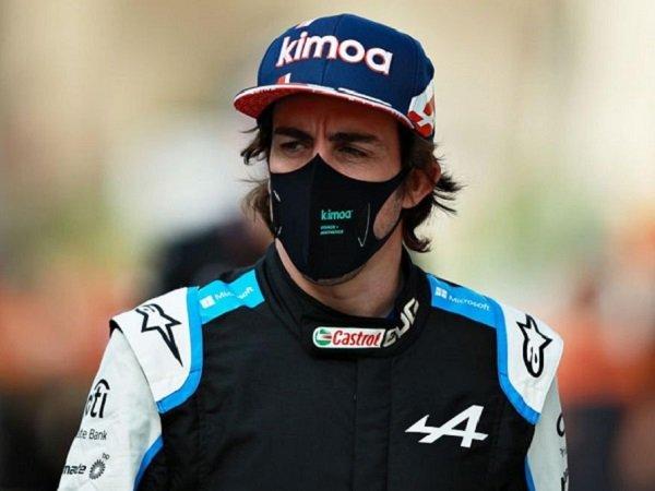 Fernando Alonso, Alpine