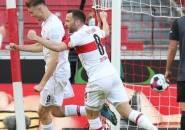 Gol Bunuh Diri Memastikan Stuttgart Raih Poin Penuh