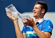 Hubert Hurkacz Sabet Gelar Turnamen Masters 1000 Pertama Di Miami