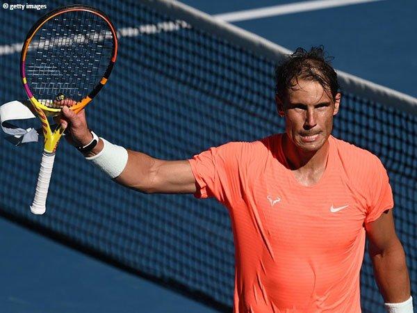 Rafael Nadal siap kembali beraksi di musim clay-court
