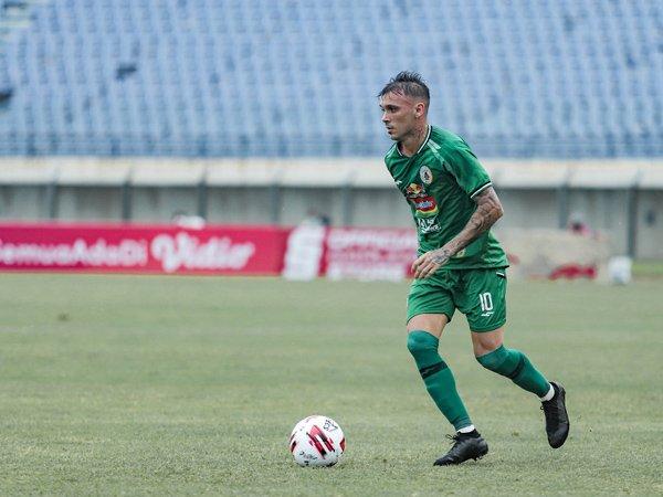 Pemain asing PSS Sleman, Nico Velez