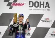 Menang di GP Doha, Fabio Quartararo Sudah Layak Jadi Suksesor Rossi?