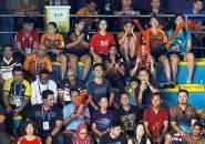 Hore! Fans Badminton Diizinkan Menonton Langsung Drai Tribun