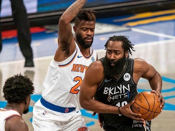 Steve Nash menjelaskan kondisi James Harden usai kalahkan New York Knicks.