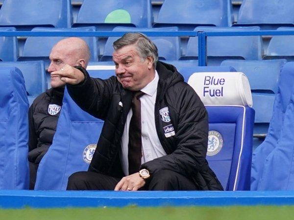 Pelatih West Brom, Sam Allardyce