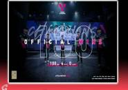 Vision Strikers Cetak Rekor 100 Kemenangan beruntun di VALORANT