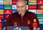 Zinedine Zidane Merasa Real Madrid Diremehkan Jelang Laga Kontra Liverpool