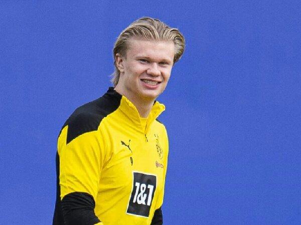 Edin Terzic mengklaim bahwa Erling Haaland bahagia di Borussia Dortmund