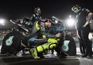 Jorge Lorenzo Kecewa Lihat Performa Valentino Rossi di GP Doha