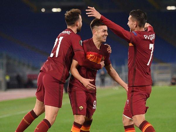 AS Roma bertandang ke kandang Ajax untuk leg pertama perempat final Liga Europa.