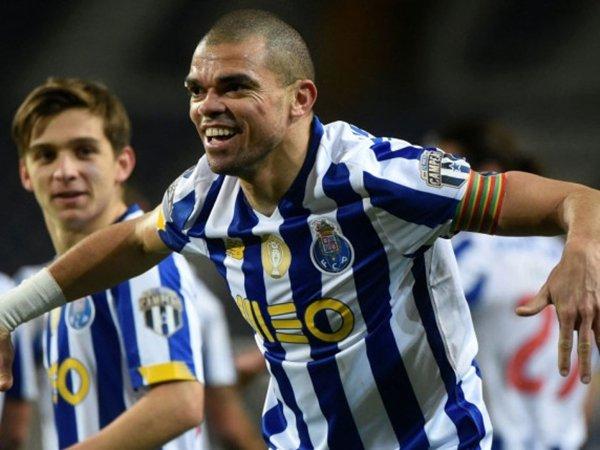 Kapten Porto, Pepe