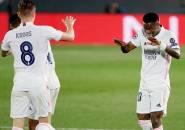 Ukir Dwigol Kontra Liverpool, Vinicius Junior Beri Kredit Kepada Toni Kroos