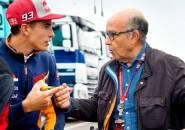 Bos Dorna Bantah Beri Izin Marc Marquez di GP Andalusia Adalah Blunder